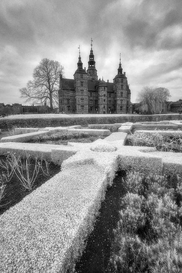Kings Garden Infrared Photograph