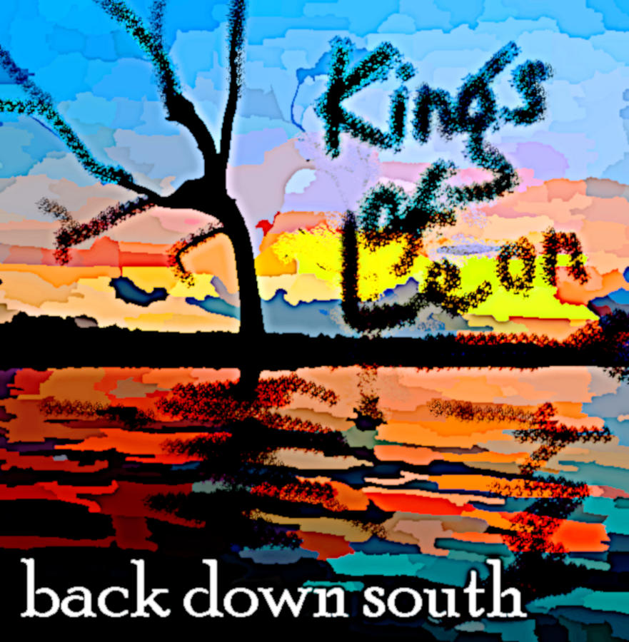 Kings Of Leon Back Down South 2010 by Enki Art
