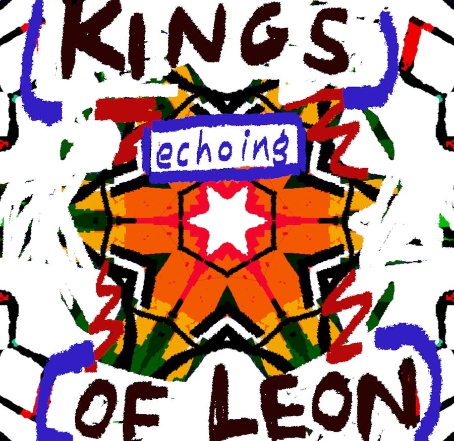 Kings Of Leon Echoing 2021 Drawing
