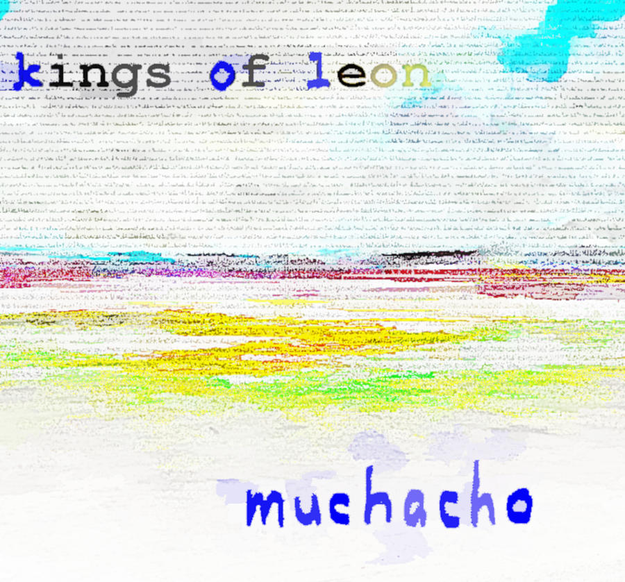 Kings Of Leon Muchacho 2016 Drawing