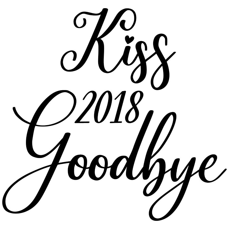 Kiss 2018 Goodbye New Years Eve by Passion Loft