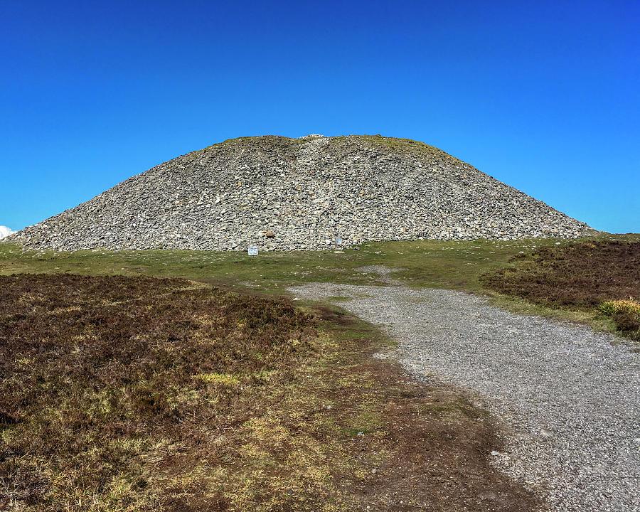 Climbing Knocknarea - Cover 1 by Lisa Blake
