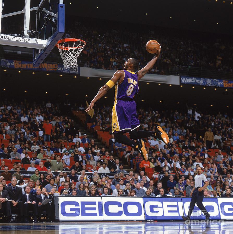 Kobe Bryant Photograph by Fernando Medina