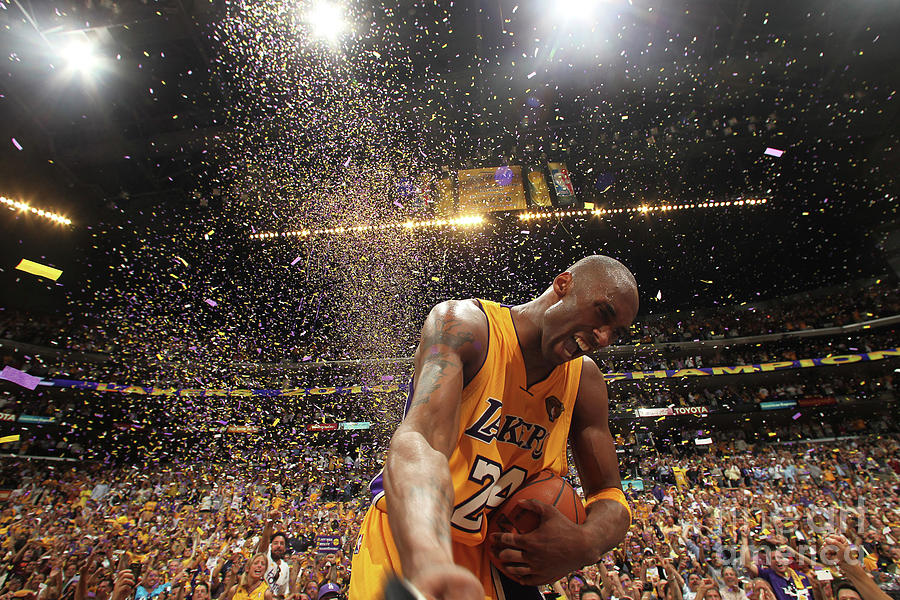 Kobe Bryant Photograph by Nathaniel S. Butler