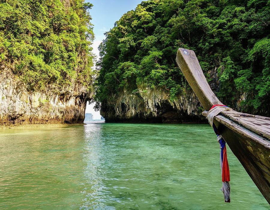 Koh Hong Island Hidden Lagoon Photograph