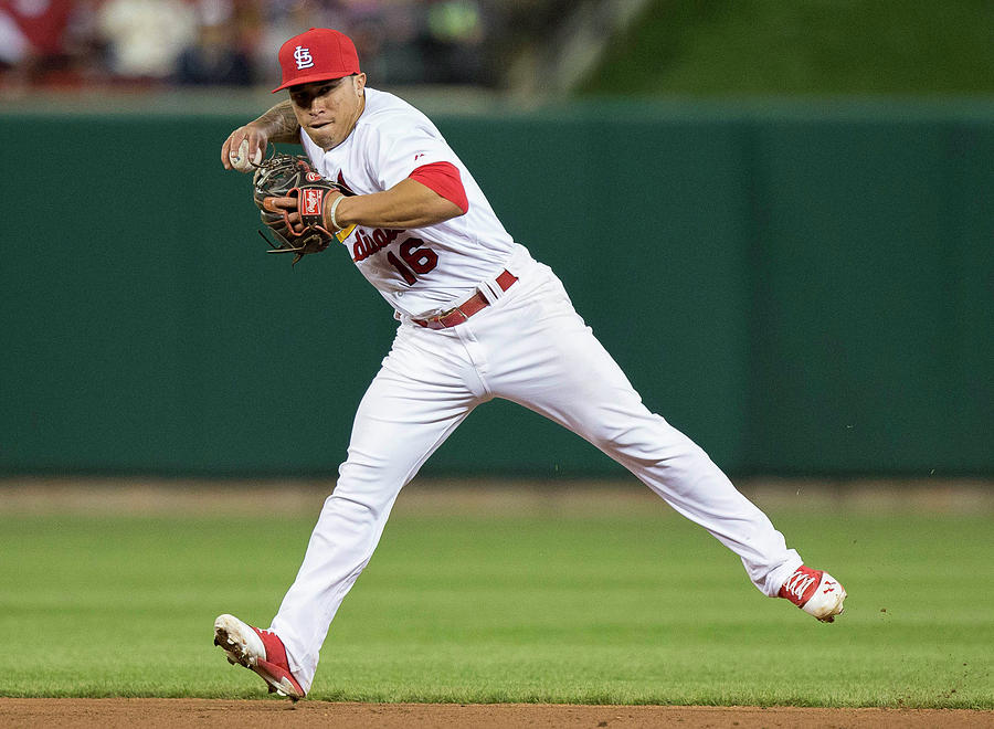 Kolten Wong Photograph by David Welker