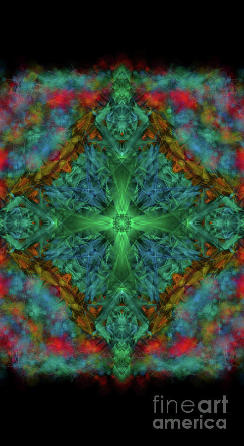 Kosmic Kreation Universe Digital Art