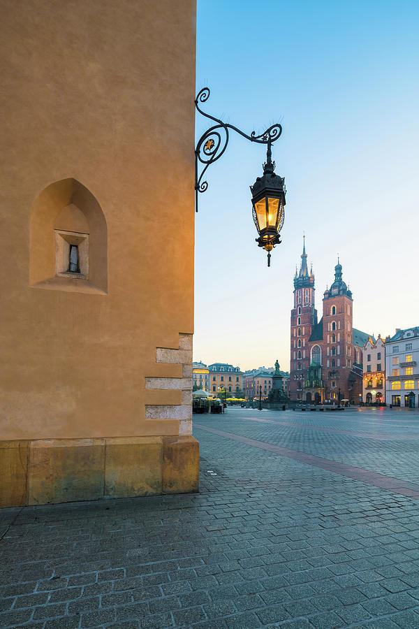 Cracow Photograph - Krakow 02 by Tom Uhlenberg