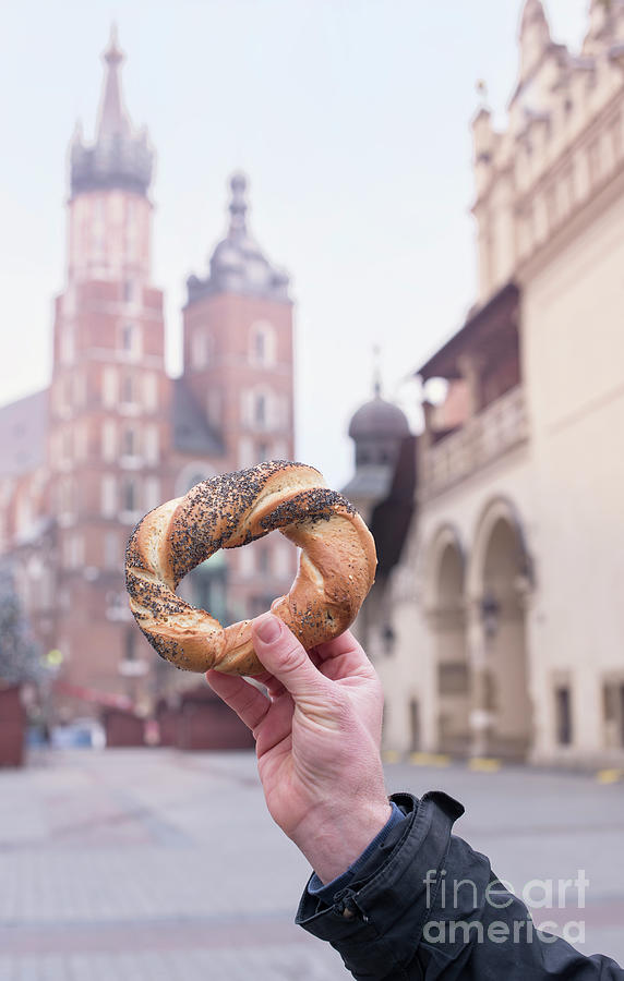 Krakow Pretzel by Juli Scalzi