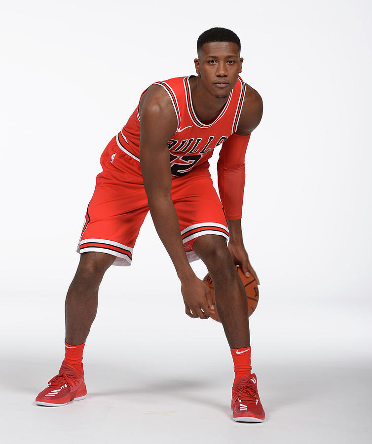 Kris Dunn Photograph by Randy Belice