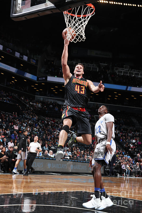 Kris Humphries Photograph by Nathaniel S. Butler