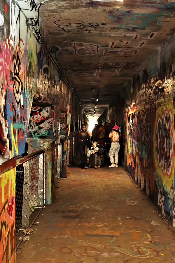 Krog Street Tunnel Photograph