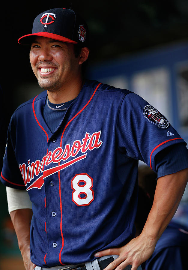 Kurt Suzuki Photograph by Tom Pennington