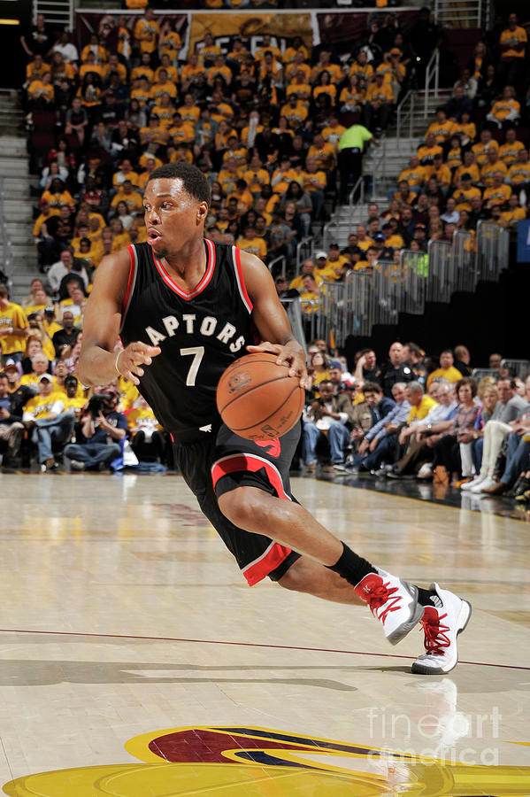 Kyle Lowry Photograph by David Liam Kyle