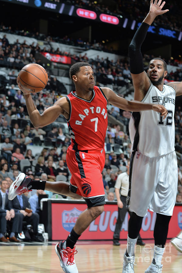 Kyle Lowry Photograph by Mark Sobhani
