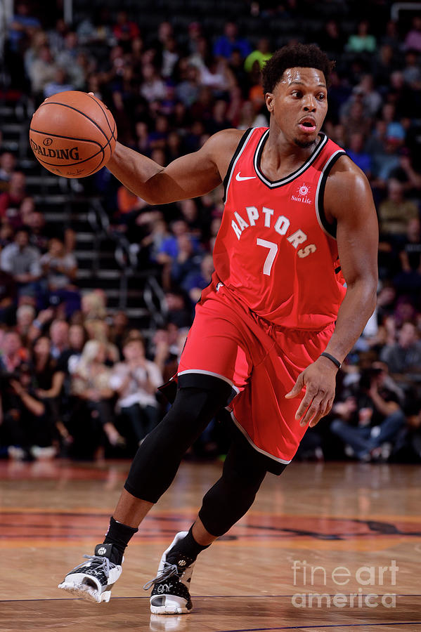 Kyle Lowry Photograph by Michael Gonzales