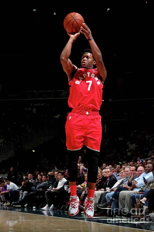 Kyle Lowry Photograph by Ned Dishman