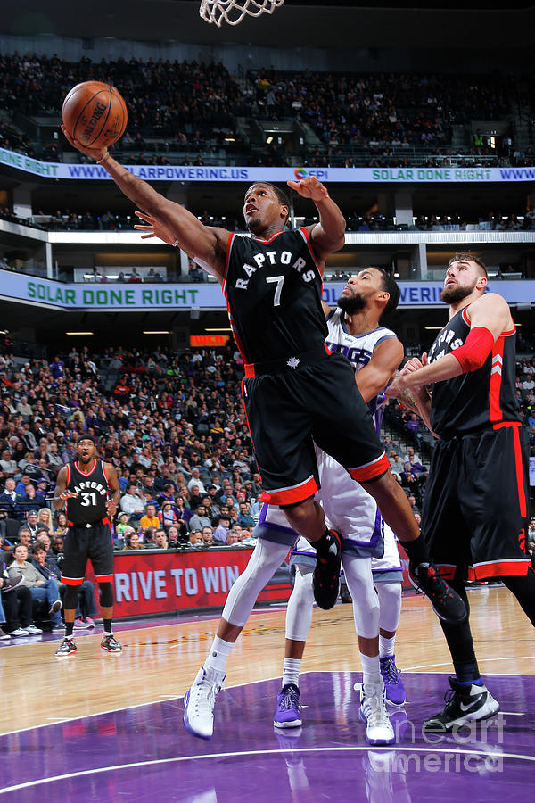 Kyle Lowry Photograph by Rocky Widner