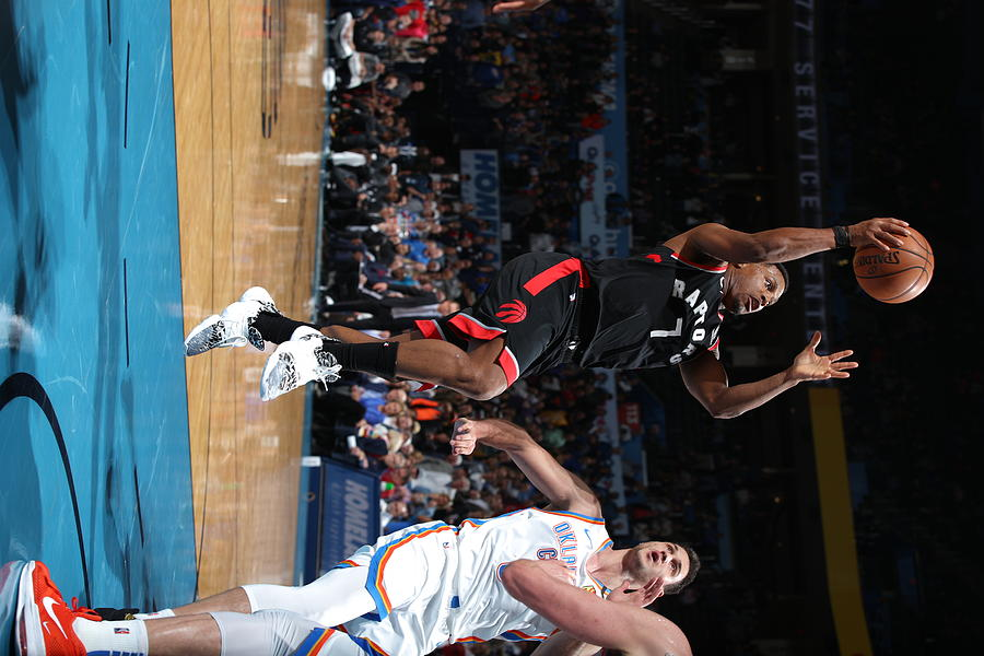 Kyle Lowry Photograph by Zach Beeker