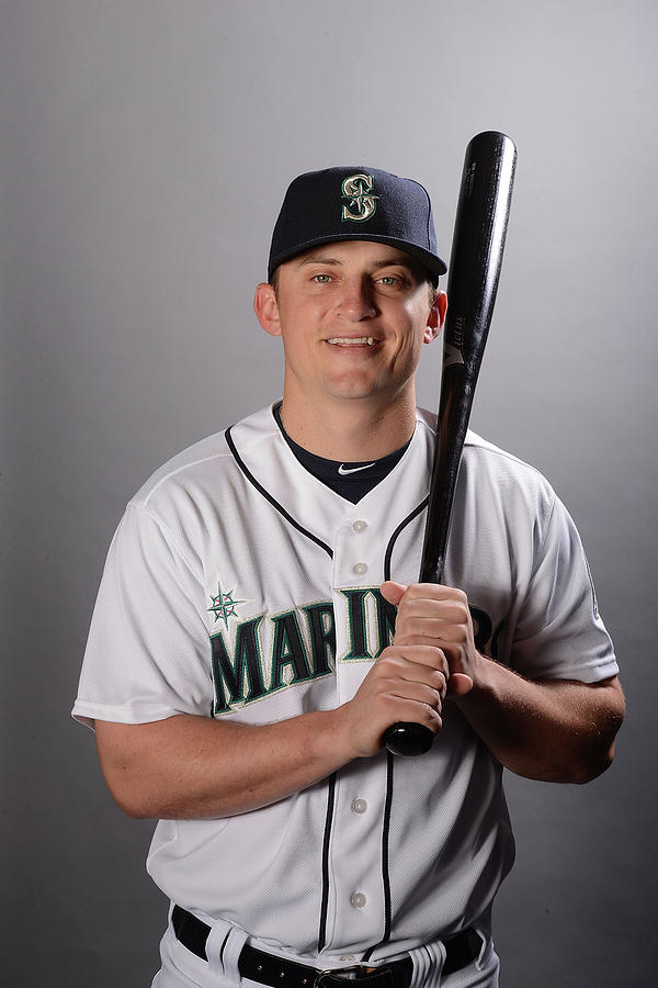 Kyle Seager Photograph by Norm Hall