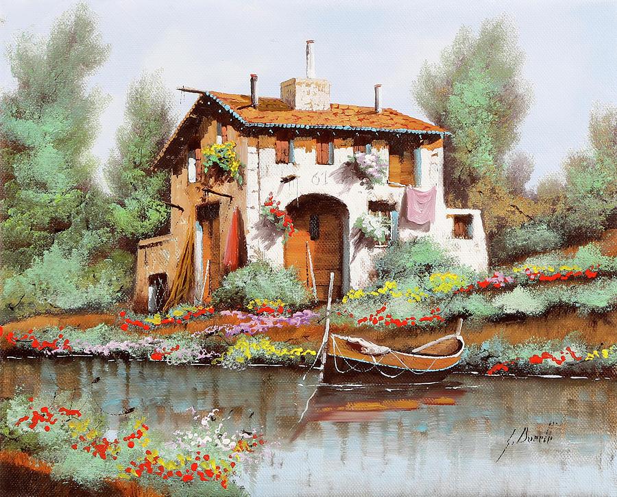 La Casa Painting