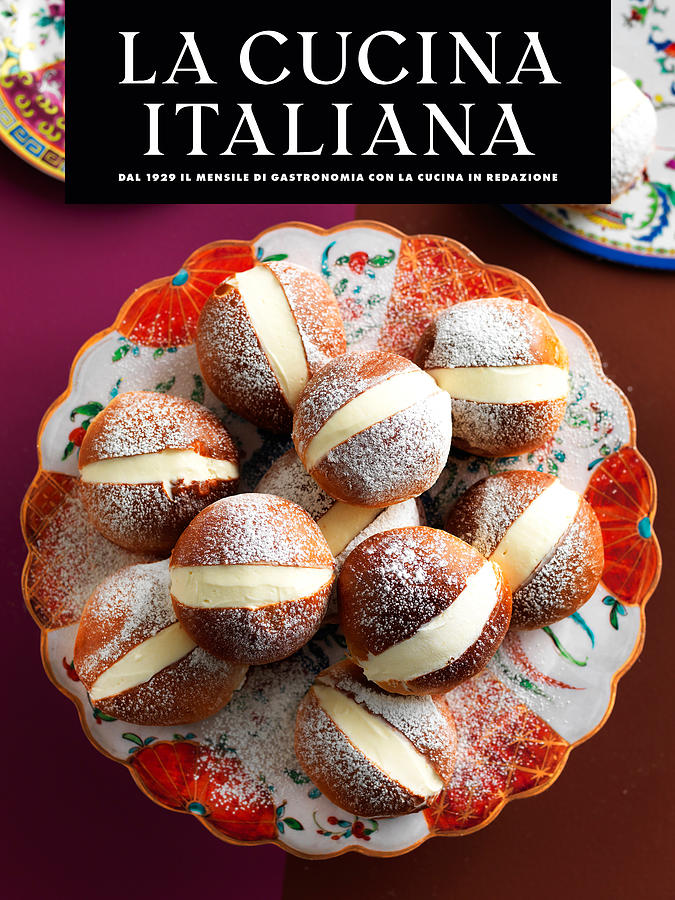 La Cucina Italiana - February 2020 Photograph by Riccardo Lettieri