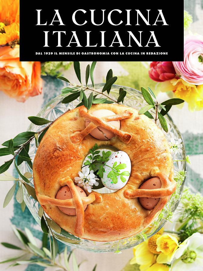 La Cucina Italiana - April 2019 Photograph by Riccardo Lettieri