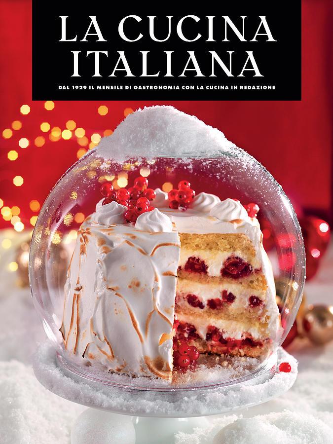 La Cucina Italiana - December 2019 - B Photograph by Riccardo Lettieri
