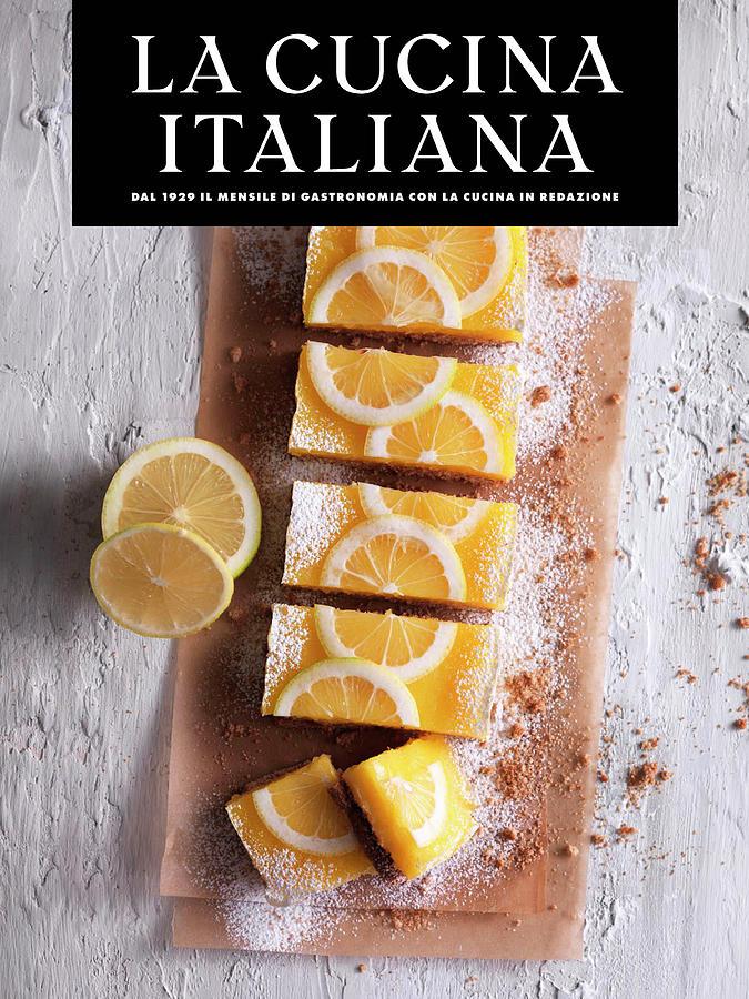 La Cucina Italiana - February 2019 Photograph by Riccardo Lettieri