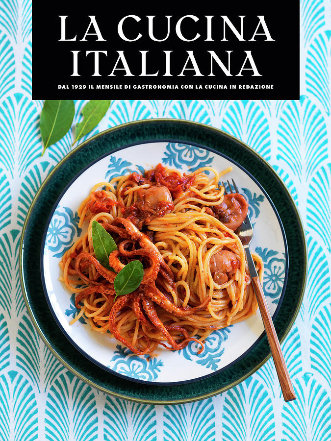 La Cucina Italiana - July 2019 Photograph by Riccardo Lettieri