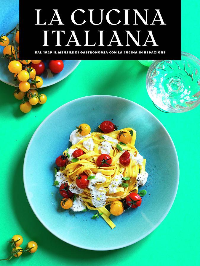 La Cucina Italiana - June 2019 Photograph by Riccardo Lettieri