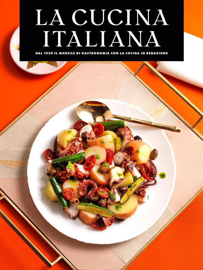 La Cucina Italiana - March 2020 Photograph by Riccardo Lettieri