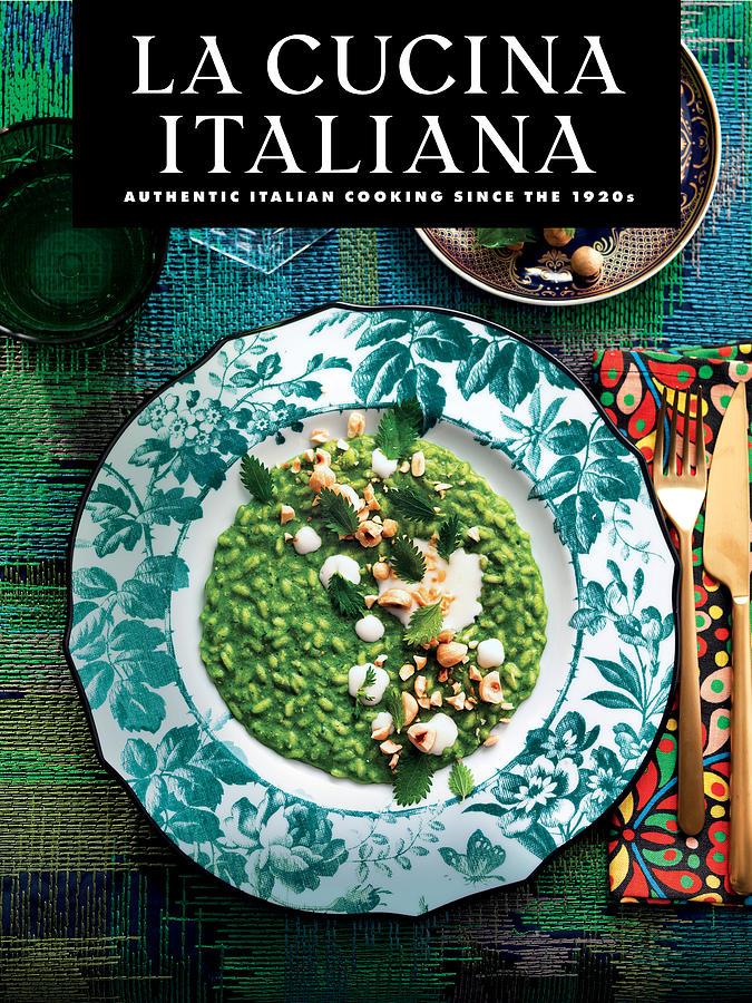 La Cucina Italiana US Edition - February-March 2020 Photograph by Riccardo Lettieri