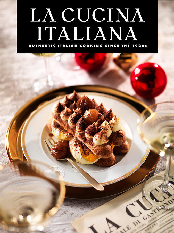 La Cucina Italiana US Edition - October-December 2019 Photograph by Riccardo Lettieri