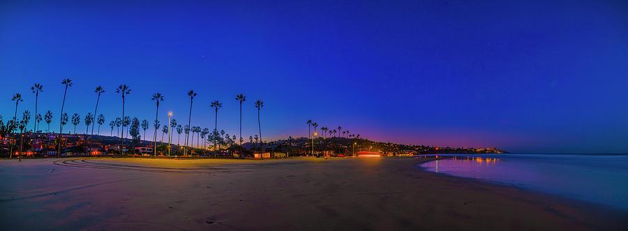 Landscape Photograph - La Jolla Shores Panorama by Jonathan Hansen