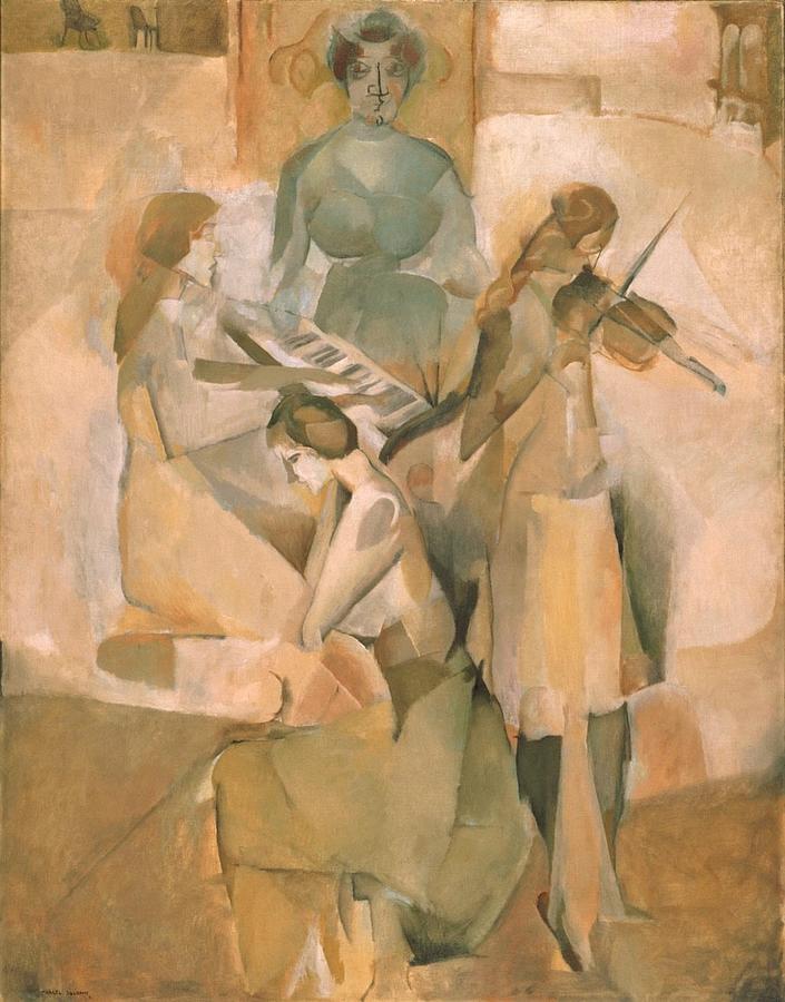 La Sonata Painting