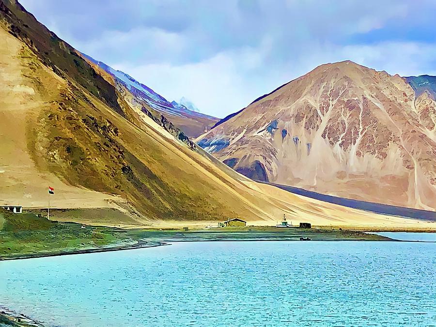 Ladakh India Photograph