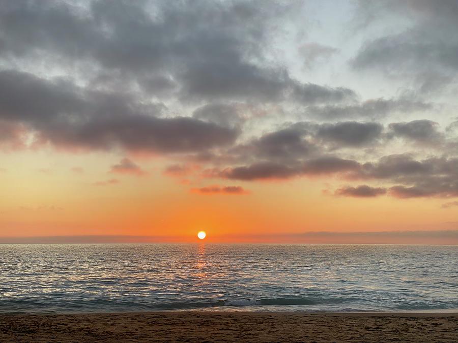 Laguna Beach Sunset Photograph