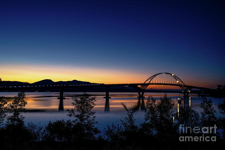 Secret Bridge Photograph