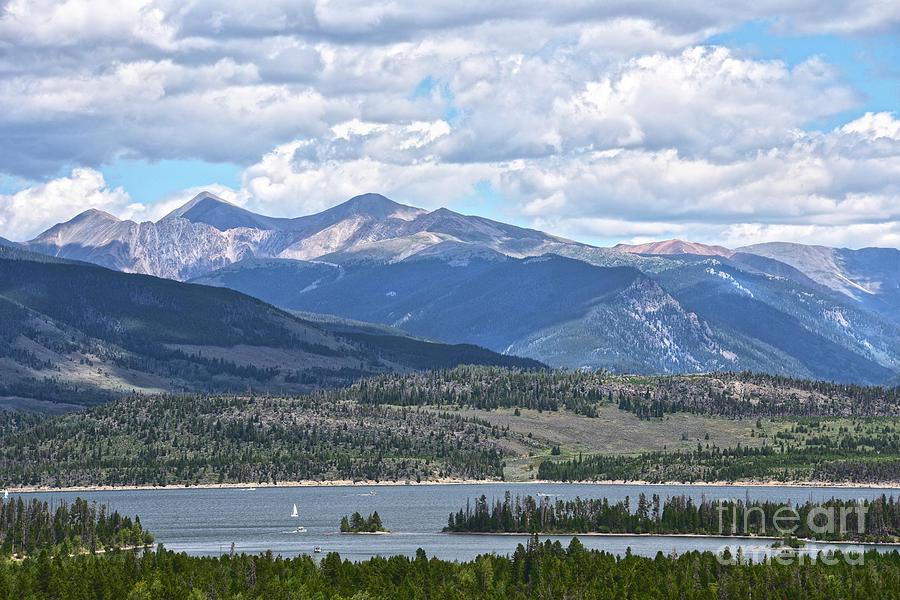 Lake Dillon, Colorado Photograph