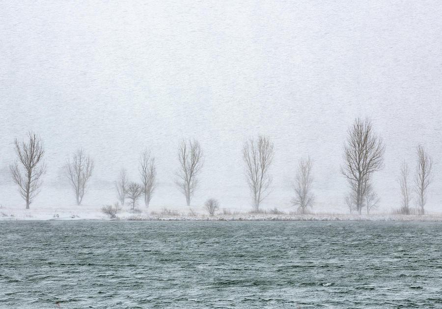 Lake Effect Photograph