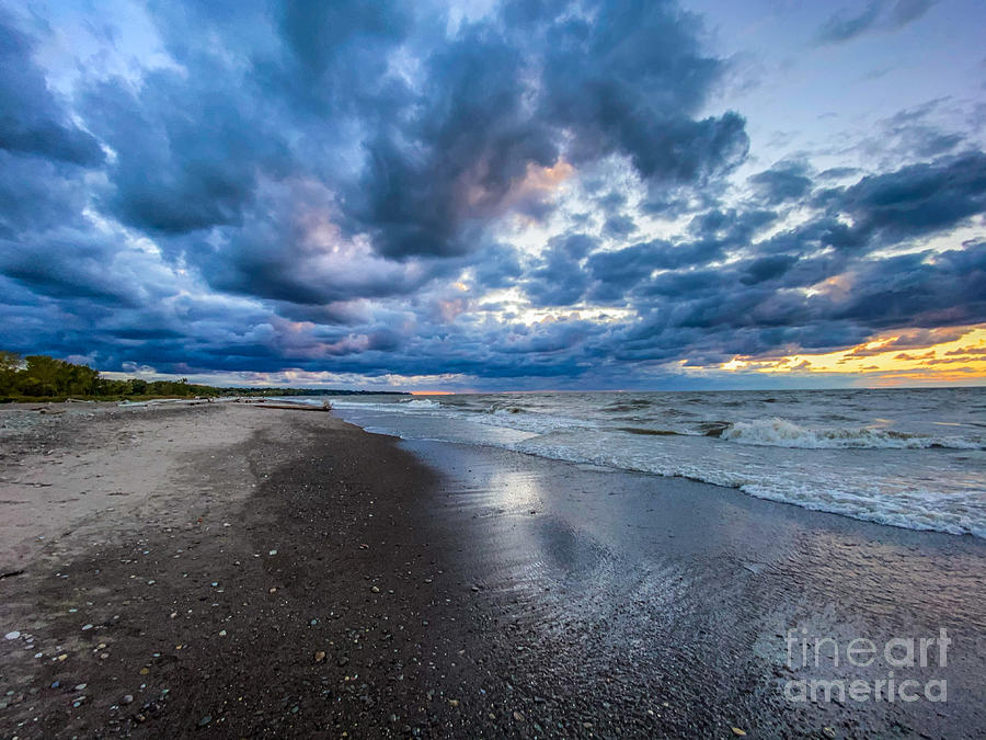 Lake Erie Storms Photograph