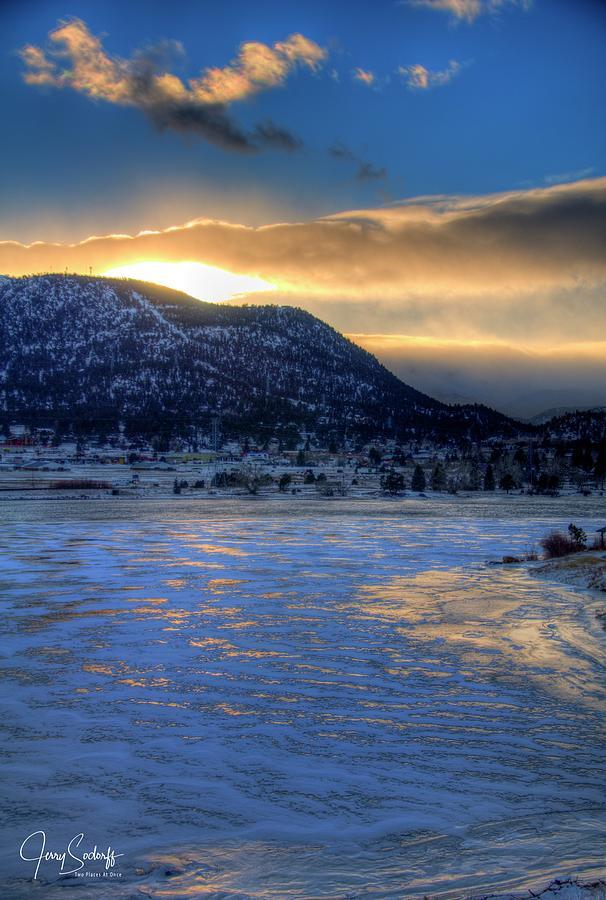 Lake Estes by Jerry Sodorff