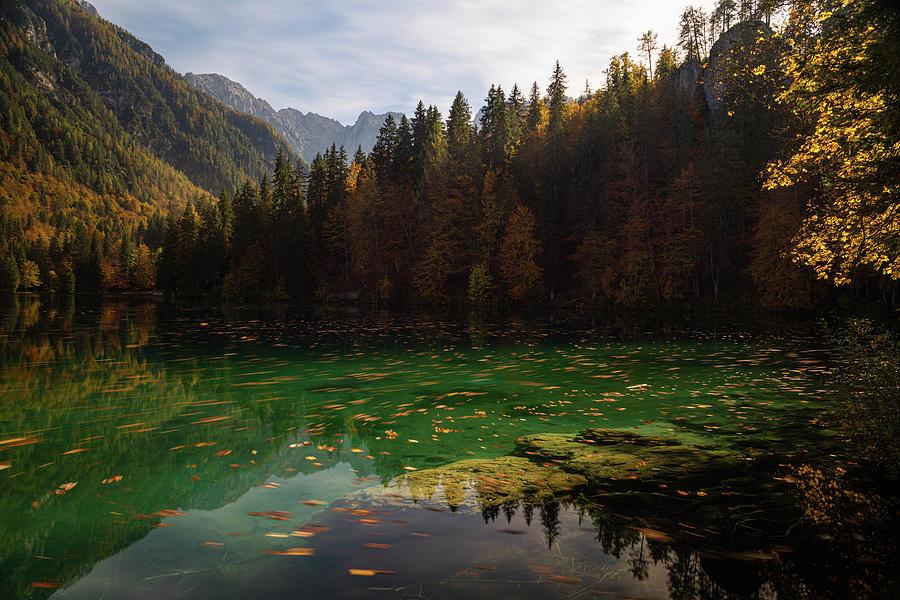 Lake Fusine inferiore by Yuri San