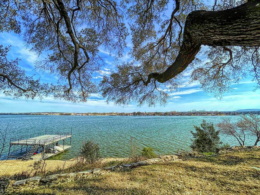 Lake Granbury View Photograph
