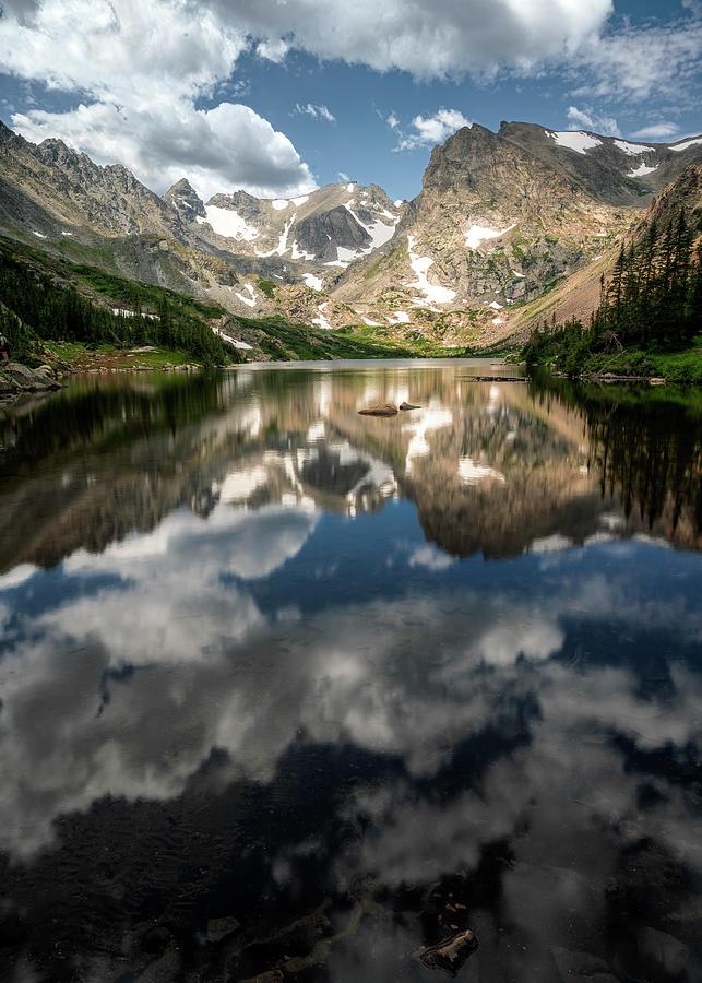 Lake Isabelle Photograph