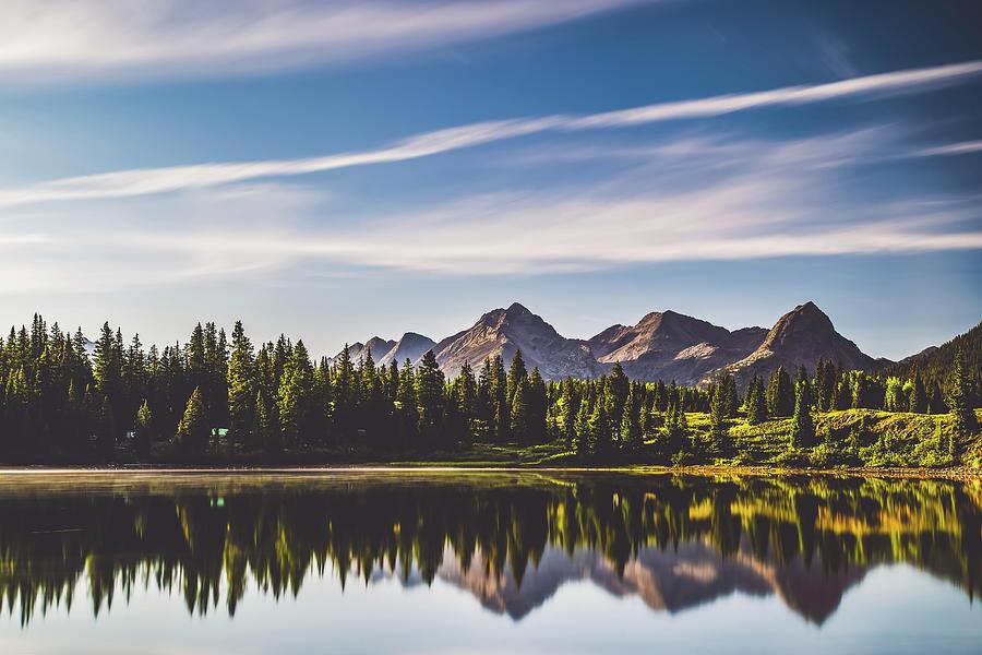 Lake Molas by Mati Krimerman