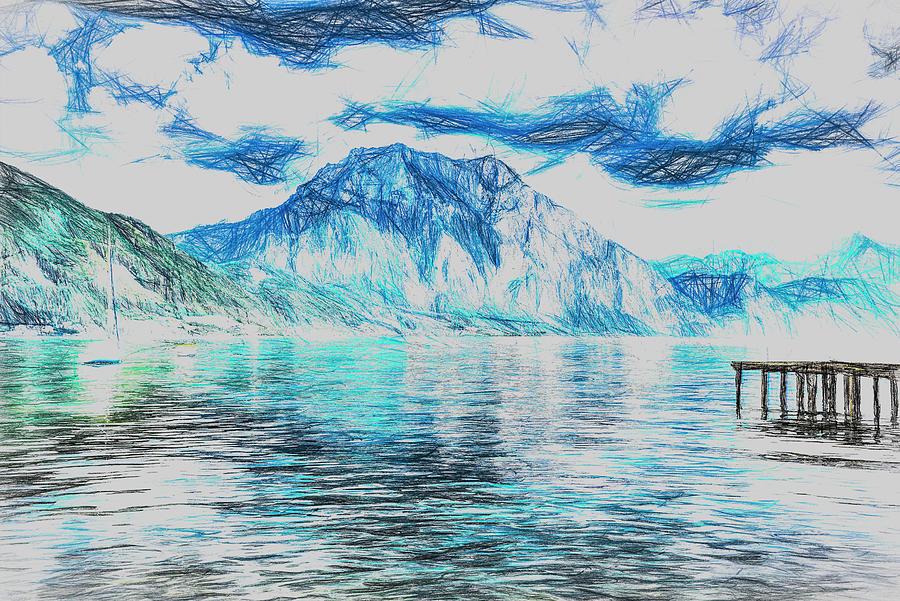Lake Of Dreams Art Photograph