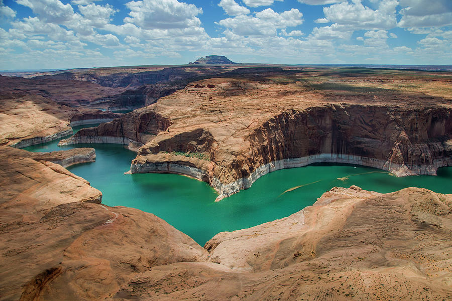 Lake Powell Inlet Photograph