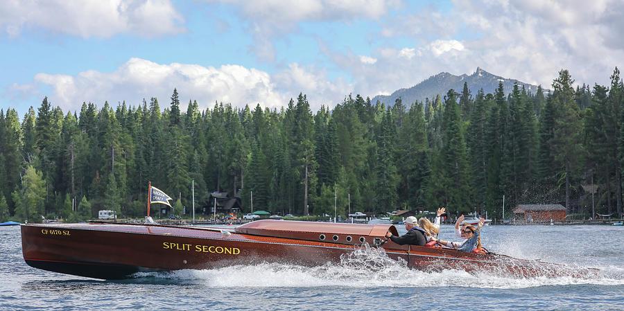 Lake Tahoe Classic by Steven Lapkin